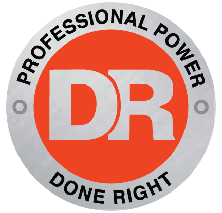 DR. Power Logo
