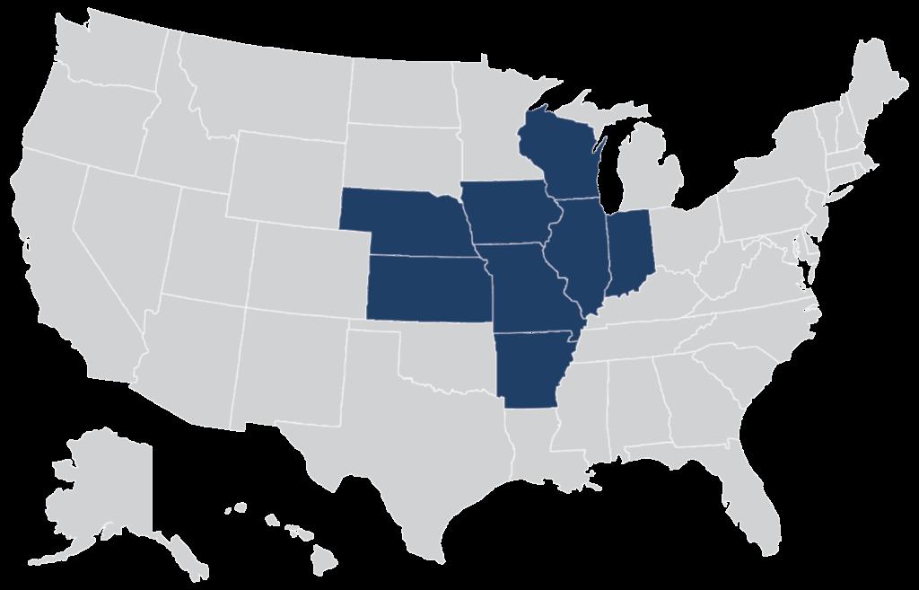 Spyker Territory Map